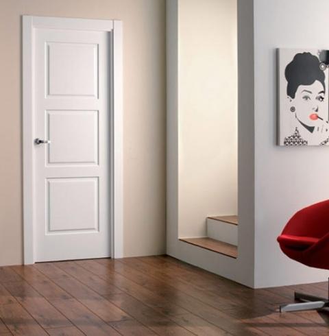 Puertas marco puertas de interior - Puertas madera interior precios ...