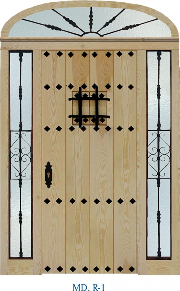 Puertas Marco - Puertas de exterior